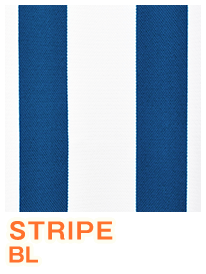 stripe ブルー