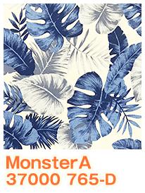 MonsterA 花柄