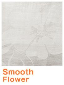 Smooth 花柄レースカーテン